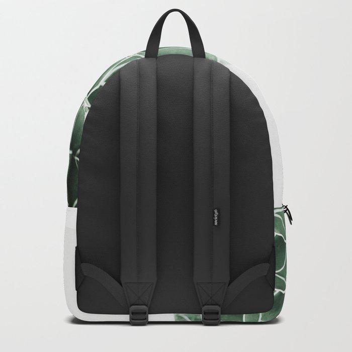 Succulent splendour Backpack