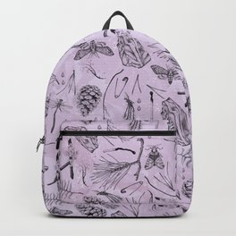 violet forest dreams Backpack