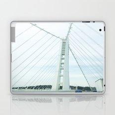 new bay bridge  Laptop & iPad Skin