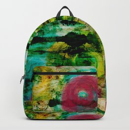 Spinning Wheels Backpack
