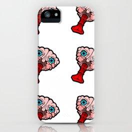 Brain Tongue -L.O.B. iPhone Case