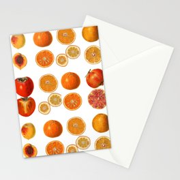 Fruit Attack Stationery Cards