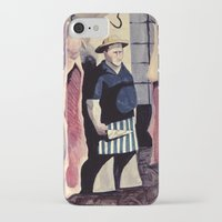 butcher billy iPhone & iPod Cases featuring The Butcher by Ana Elisa Granziera