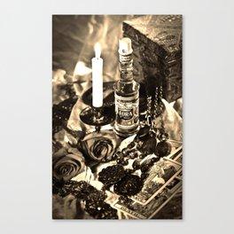 Gypsy's Stash Canvas Print