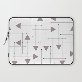 Lines & Arrows Laptop Sleeve