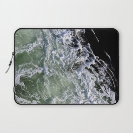 churning waters Laptop Sleeve