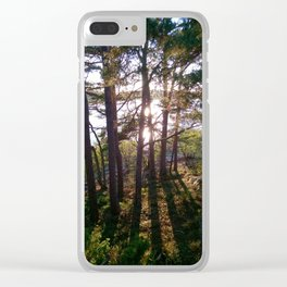 See-through Clear iPhone Case