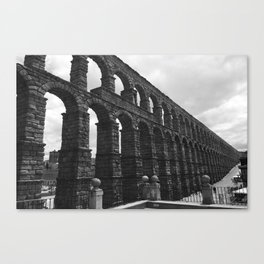 Segovia, Spain - Aqueduct Canvas Print