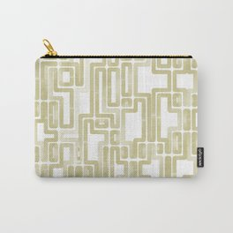 Labyrinth Golden lines Carry-All Pouch
