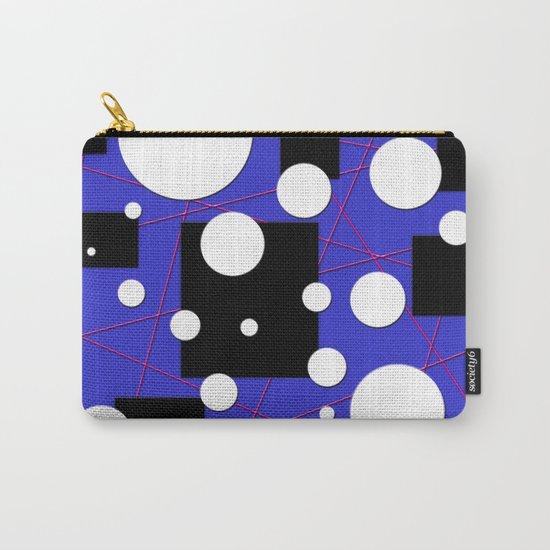 Geo Shape Play Carry-All Pouch