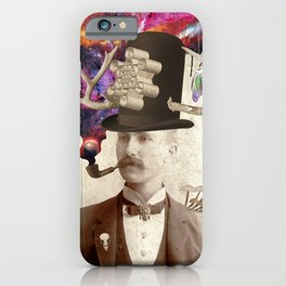Odd Gent iPhone Case