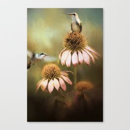 Before We Leave Canvas Print
