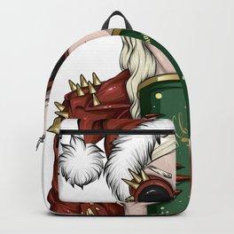 Sexy christmas Backpack