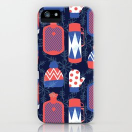 brrr iPhone Case