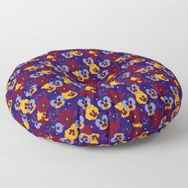 Pansy Floor Pillow