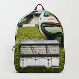 Soccer Ball Field Backpack
