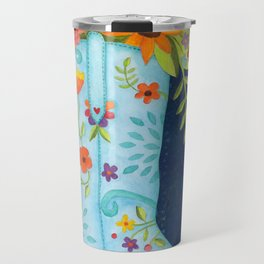 Cowgirl Boot Travel Mug