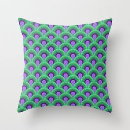237 Is Shining Throw Pillow