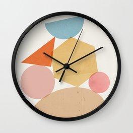 Abstraction_Balances_006 Wall Clock