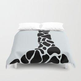 Giraffe Print! Duvet Cover