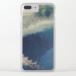 Big Kowa Clear iPhone Case