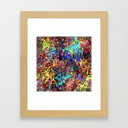 PATTERN-425 Framed Art Print