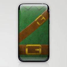 Video Game Poster: Adventurer iPhone & iPod Skin