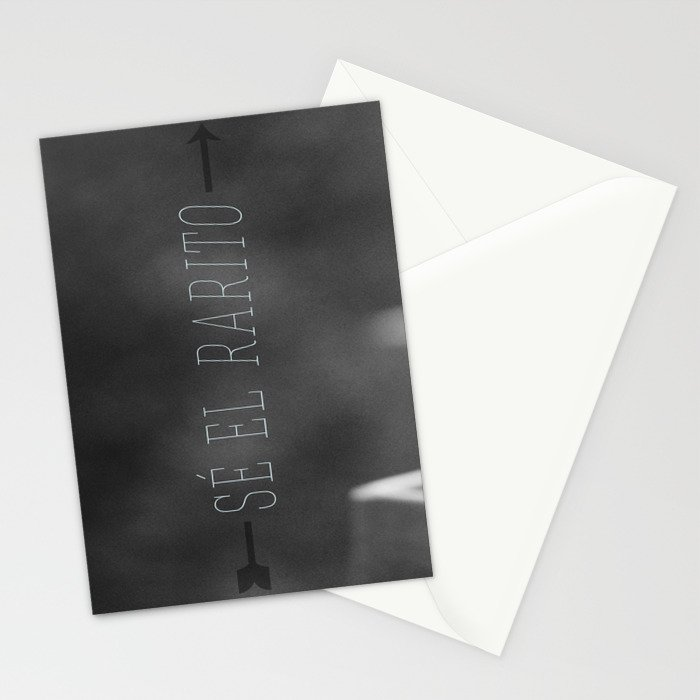 Weirdo. Stationery Cards