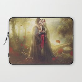 Tristan and Iseult Laptop Sleeve