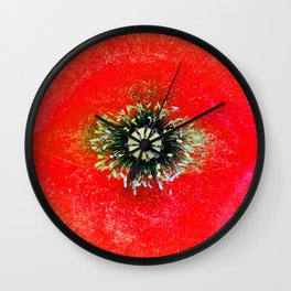 papavero Wall Clock
