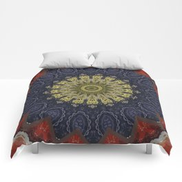 Better than Yours Colormix Mandala 9 Comforters