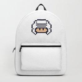 White Gulfi Mushroom Backpack