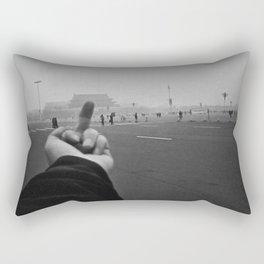 Ai Weiwei - Middle Finger Rectangular Pillow