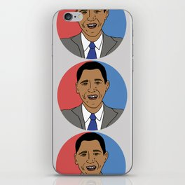 Our Obama iPhone Skin