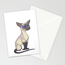 Western Siamese Stationery Cards