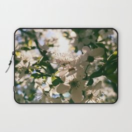 spring is inspiration Laptop Sleeve