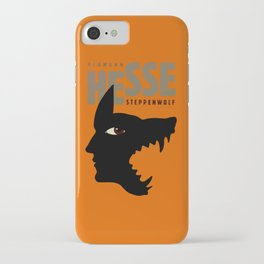 Sacred Geometry for your daily life - HHESSE STEPPEN WOLF iPhone Case