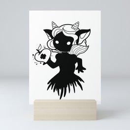 Snow White Mini Art Print