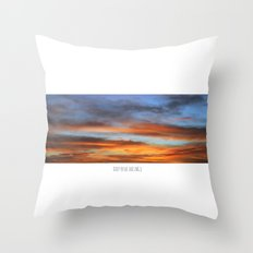 SKY WINDOW Throw Pillow