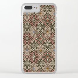 Turkish carpets Clear iPhone Case
