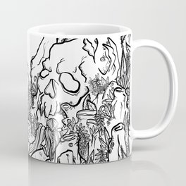 Skull Lagoon Coffee Mug