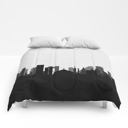 City Skylines: Mexico Comforters