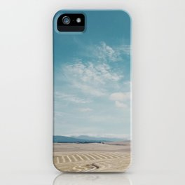 Overberg farmlands, South Africa iPhone Case