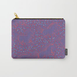 Wild Horses by Friztin - Ultra Violet Carry-All Pouch