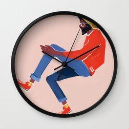 primaries Wall Clock