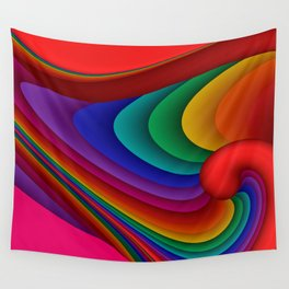 sweeping lines for your home -1- Wall Tapestry