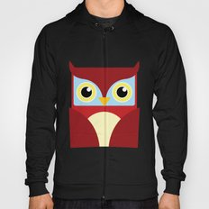 The Red Owl. Hoody