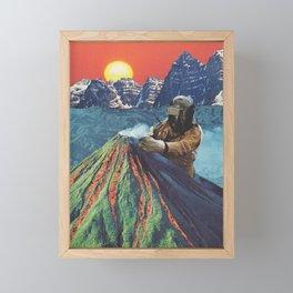 18:01 Framed Mini Art Print