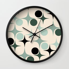 RETRO Pattern  #society6 #decor #buyart Wall Clock