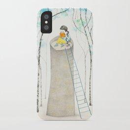 A different Rapunzel iPhone Case